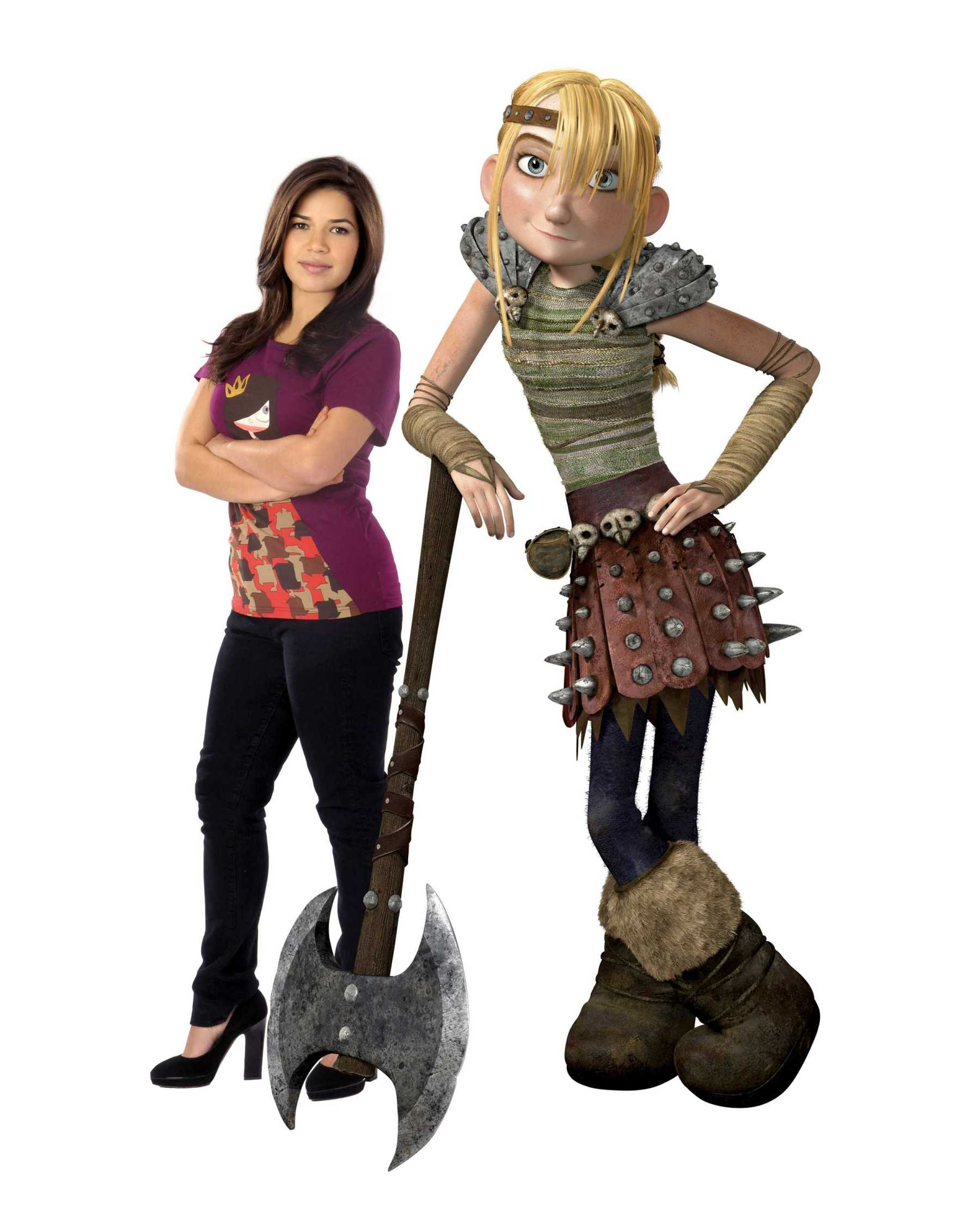 how to train your dragon characters list