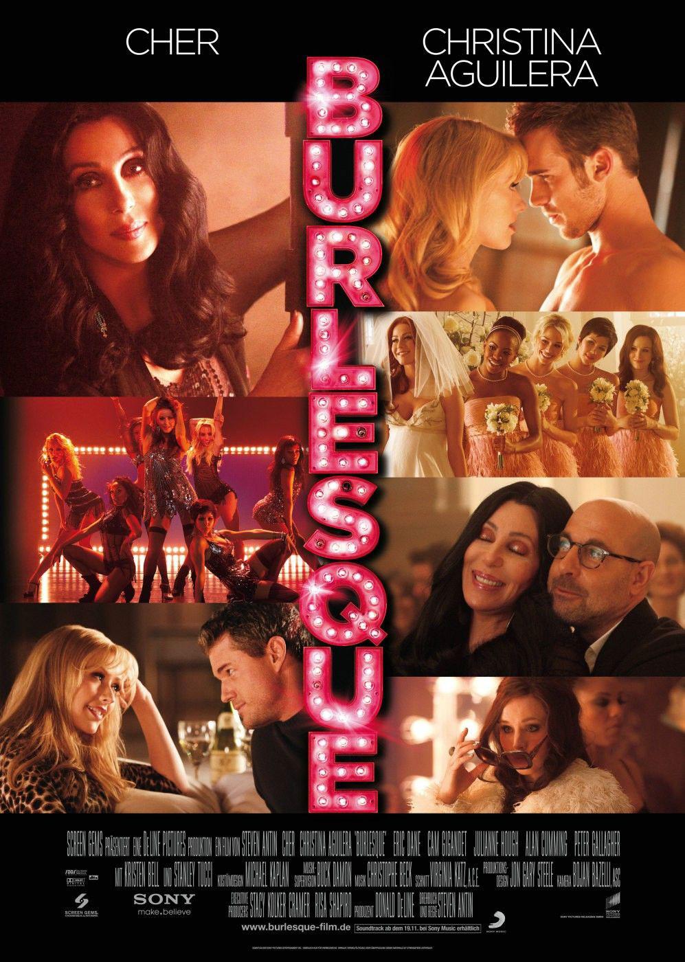 Burlesque Film Deutsch