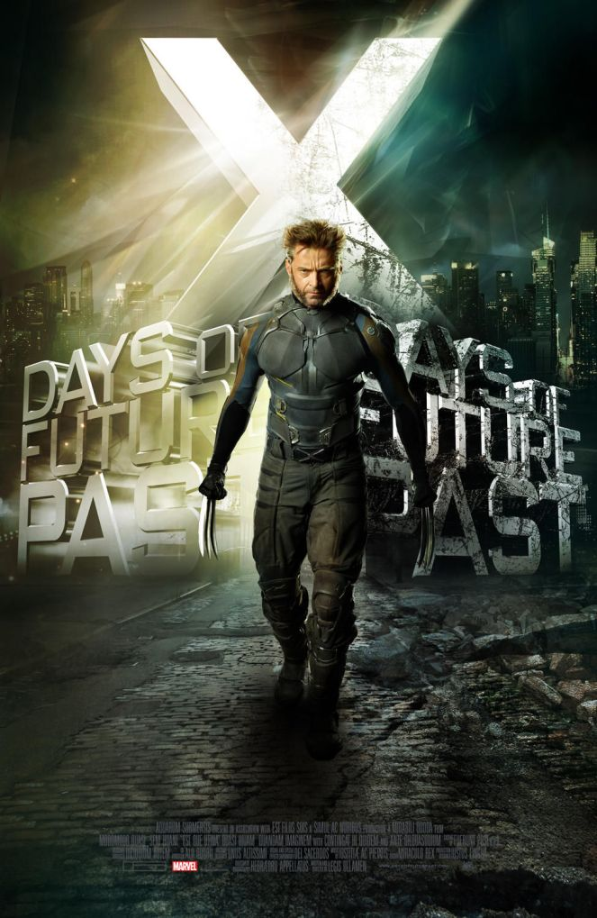 X-Men-Days-of-Future-Past-Wolverine-title-poster