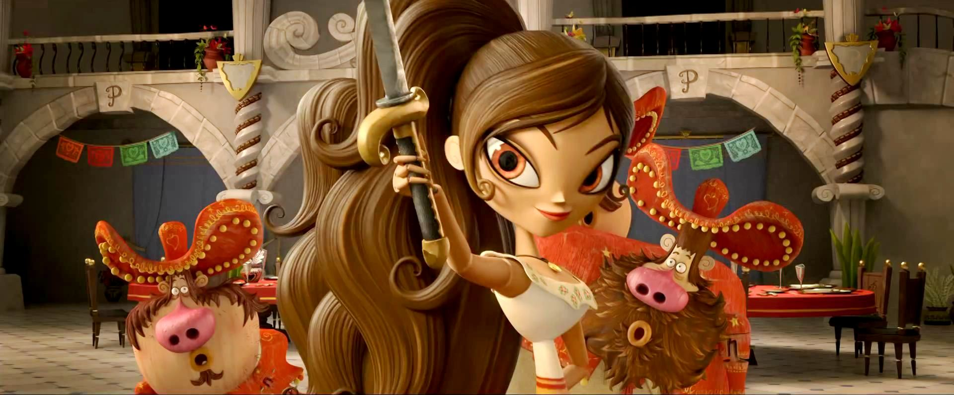 The Book Of Life Stills Wallpapers Zoom Wallpapers