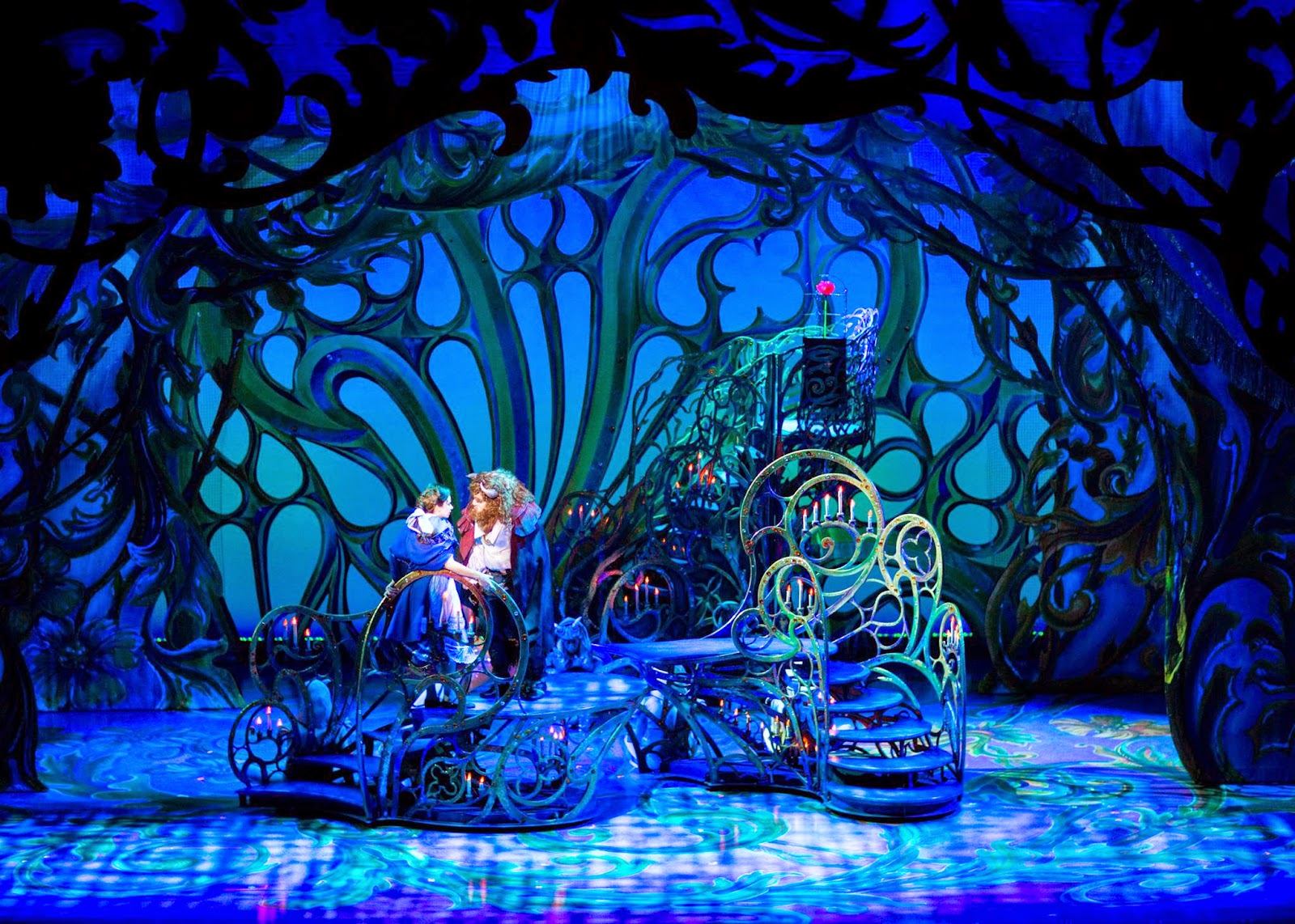Beauty And The Beast Set Design Ideas Sistem As Corpecol