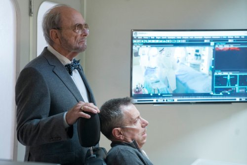 """THE BLACKLIST -- """"Sir Crispin Crandall"""" Episode 306 -- Pictured: (l-r)  -- (Photo by: Peter Kramer/NBC)"""