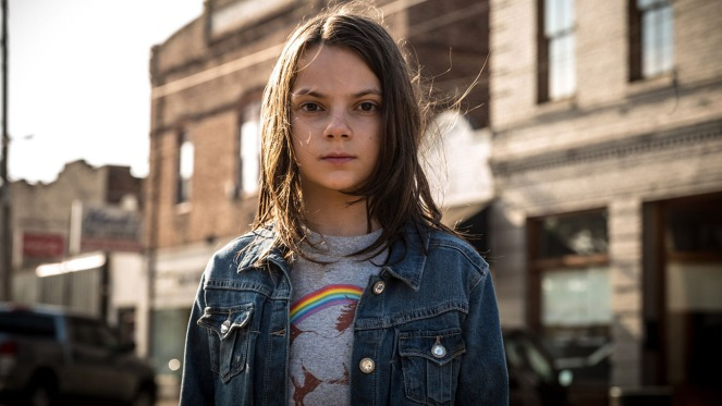 Logan (2017)Directed by James Mangold  Shown: Dafne Keen